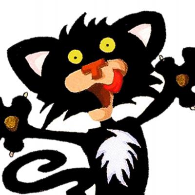 Bad kitty free clipart clip art library stock Nick Bruel (@nickbruel) | Twitter clip art library stock
