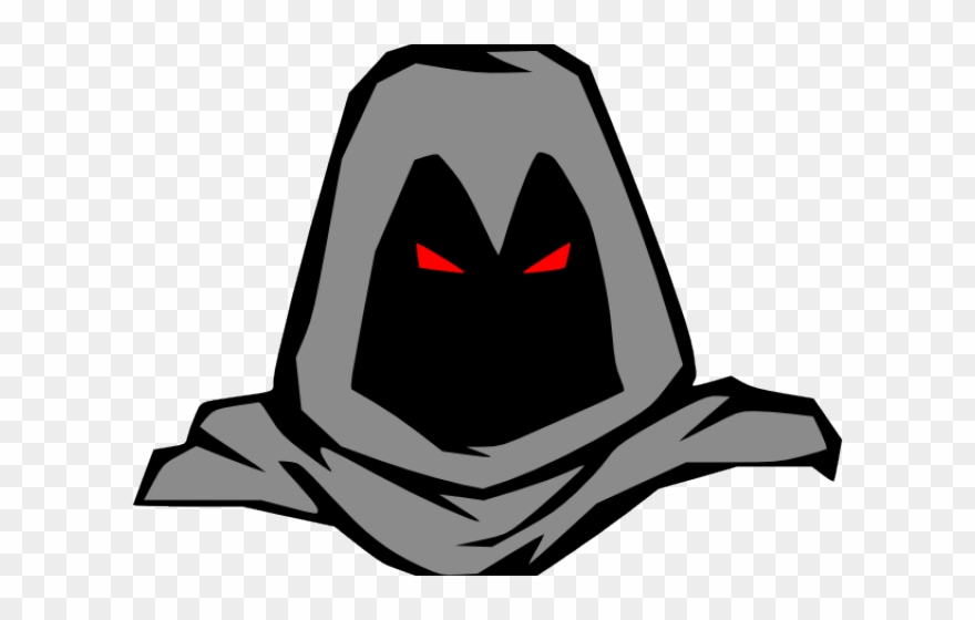 Evil man clipart black and white Evil Clipart Bad Guy - Masked Man Drawing - Png Download (#169829 ... black and white