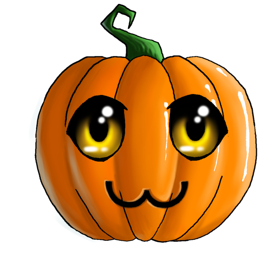Halloween pumpkin clipart in green screen clip download CUTE HALLOWEEN PUMPKIN, CLIP ART | CLIP ART - HALLOWEEN 1 - CLIPART ... clip download