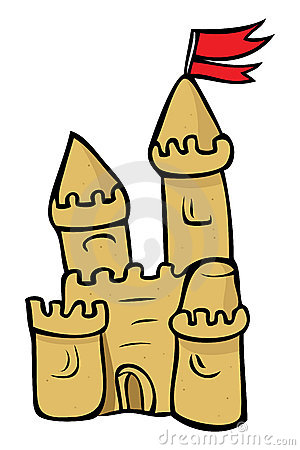 Bad sand castle clipart black and white image transparent library Sandcastle Clipart | Free download best Sandcastle Clipart on ... image transparent library