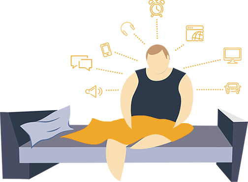 Bad sleep posture sleep and rest clipart picture freeuse stock 54 Shocking Sleep Statistics, Data and Trends Revealed for 2019 picture freeuse stock