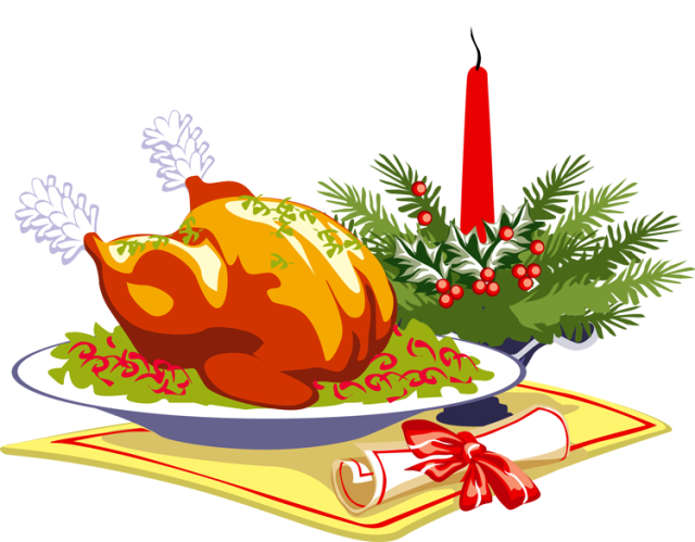 Bad thanksgiving meal clipart jpg transparent library New Norfolk NEWS: December 2017 jpg transparent library