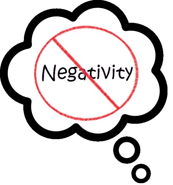 ADHD and Avoiding Negative Thinking Traps – Part 2 png black and white download