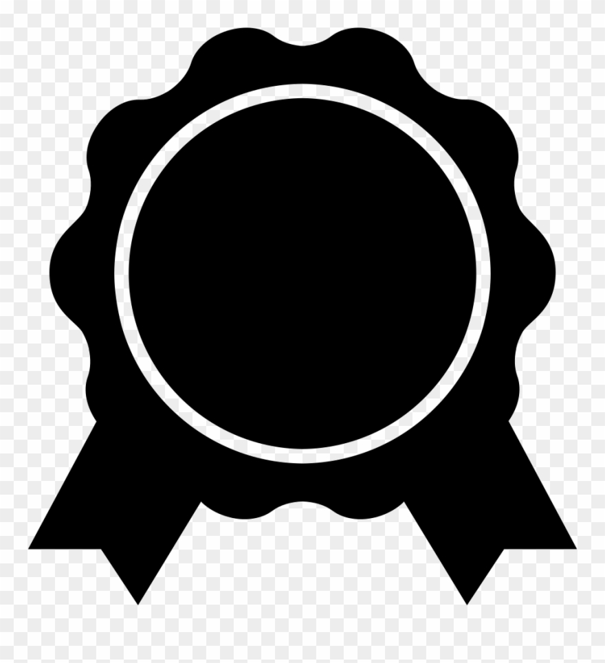 Badge award ribbon clipart svg vector transparent Award Badge Svg Png Icon Free Download - Award Badge Clipart ... vector transparent
