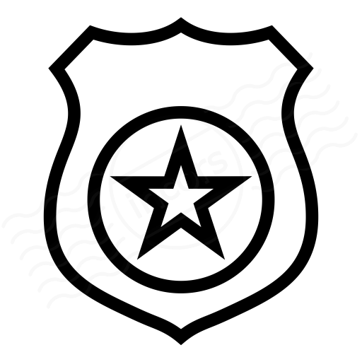 Badge icon clipart clip free download IconExperience » I-Collection » Security Badge Icon clip free download