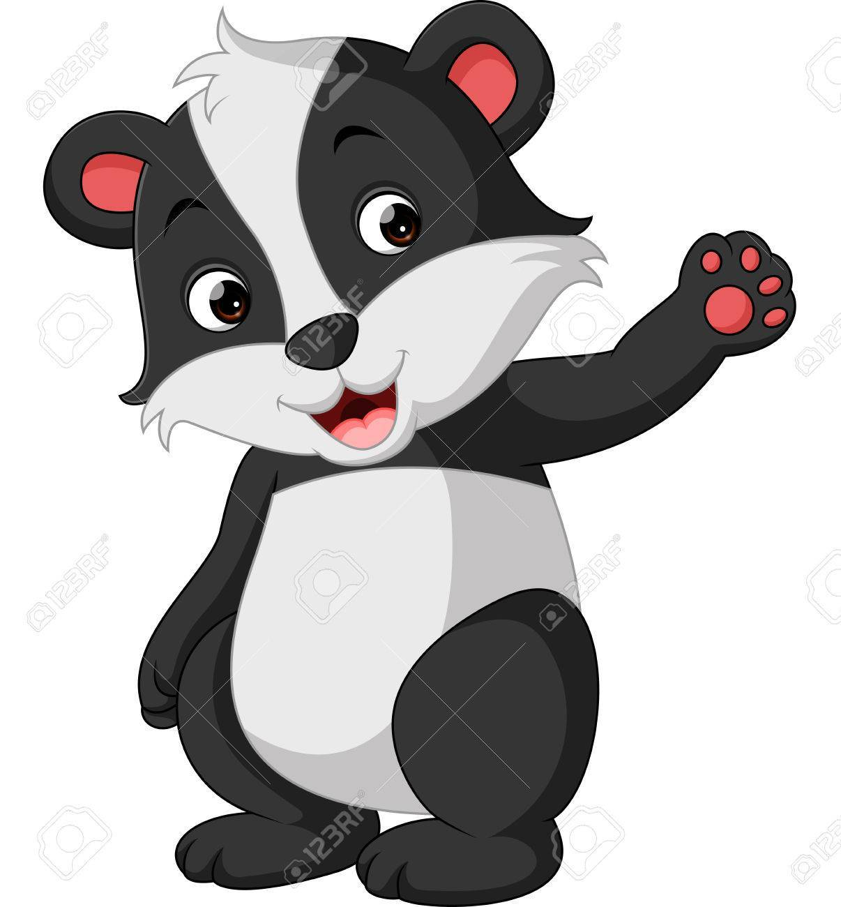 Badger clipart images picture library Cartoon badger clipart 3 » Clipart Portal picture library