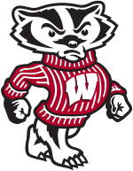 Badger mascot clipart svg free download Bucky Badger - Wikipedia svg free download