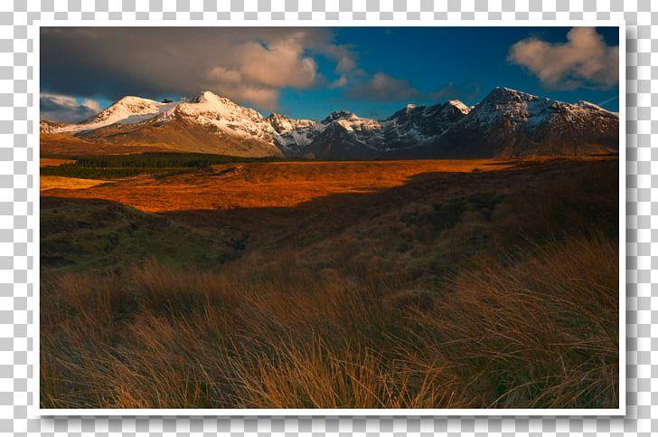 Scotland Rugged Highlands Badlands National Park Mount Scenery PNG ... clip black and white download