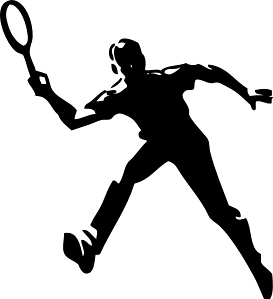 Badminton vector clipart graphic free Badminton Player Clipart Vector, Clipart, PSD - peoplepng.com graphic free