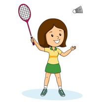 Badmiton clipart graphic Free Badminton Cliparts, Download Free Clip Art, Free Clip Art on ... graphic