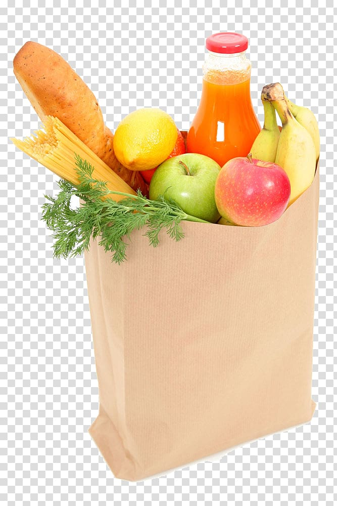Bag of fruits clipart clip art transparent library Organic food Shopping bag Fruit Grocery store, Bag of vegetables and ... clip art transparent library