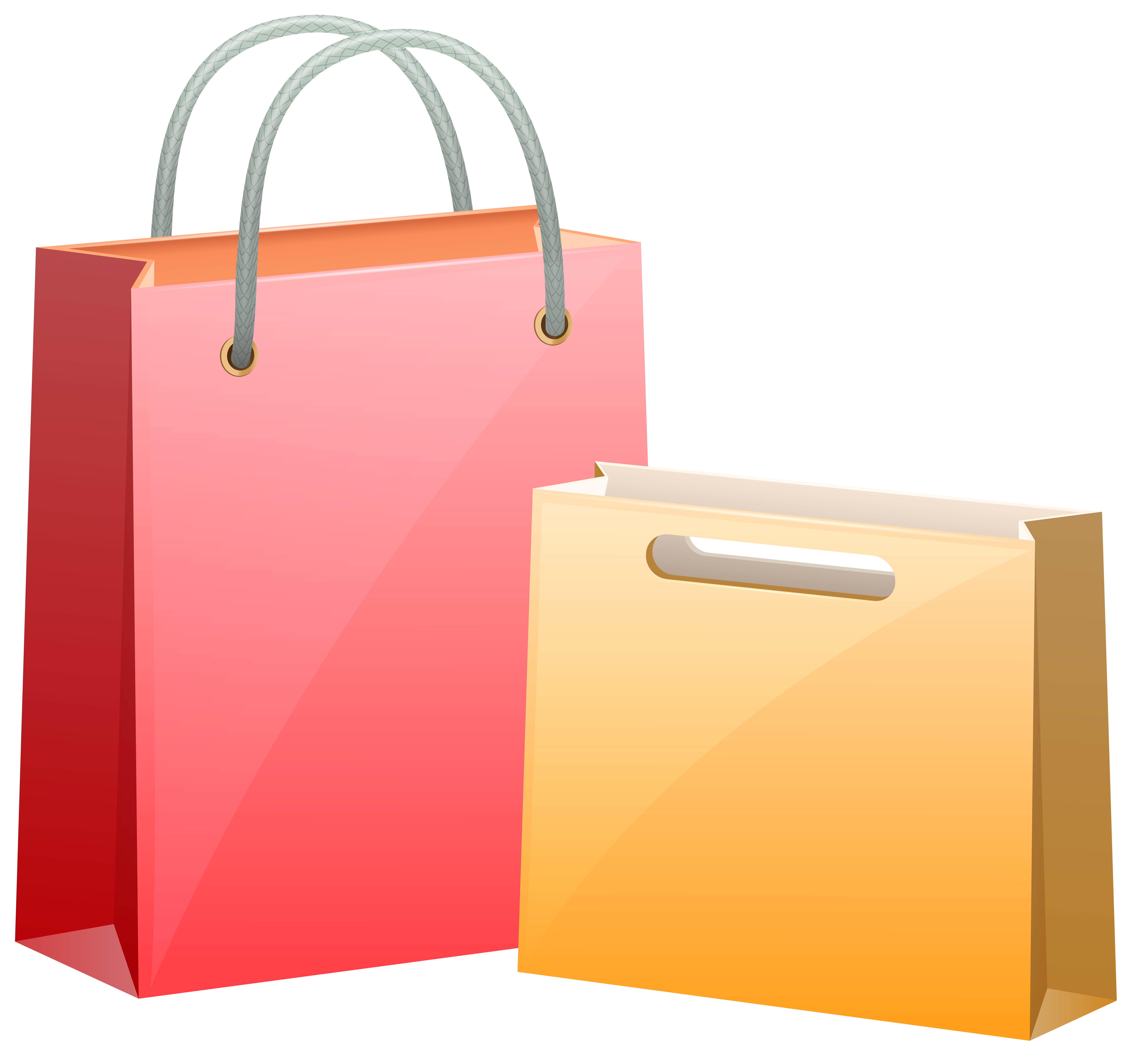 Bag of gifts clipart vector freeuse library Gift Bags PNG Clip Art - Best WEB Clipart vector freeuse library