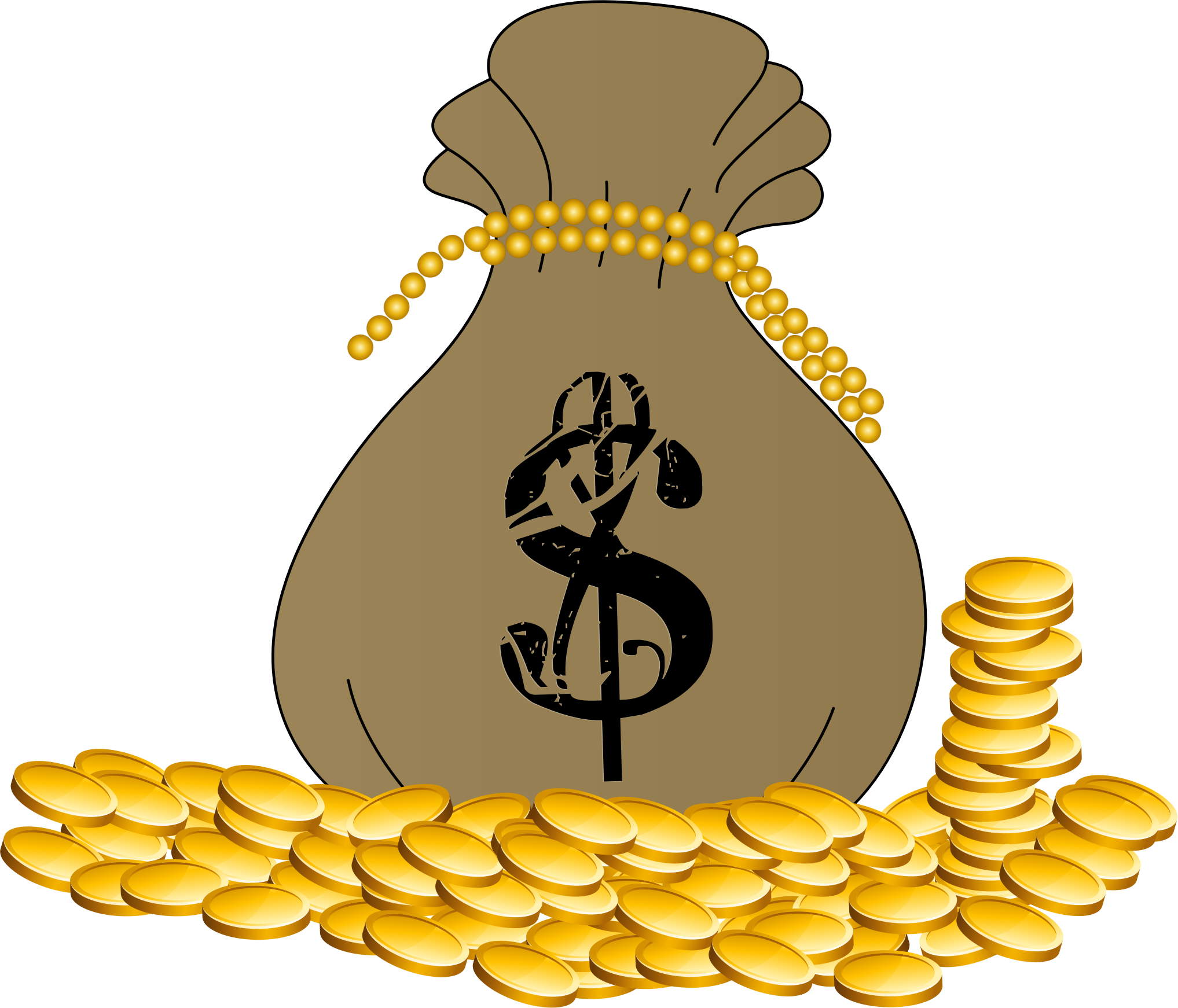 Money moving clipart clip royalty free stock  clip royalty free stock