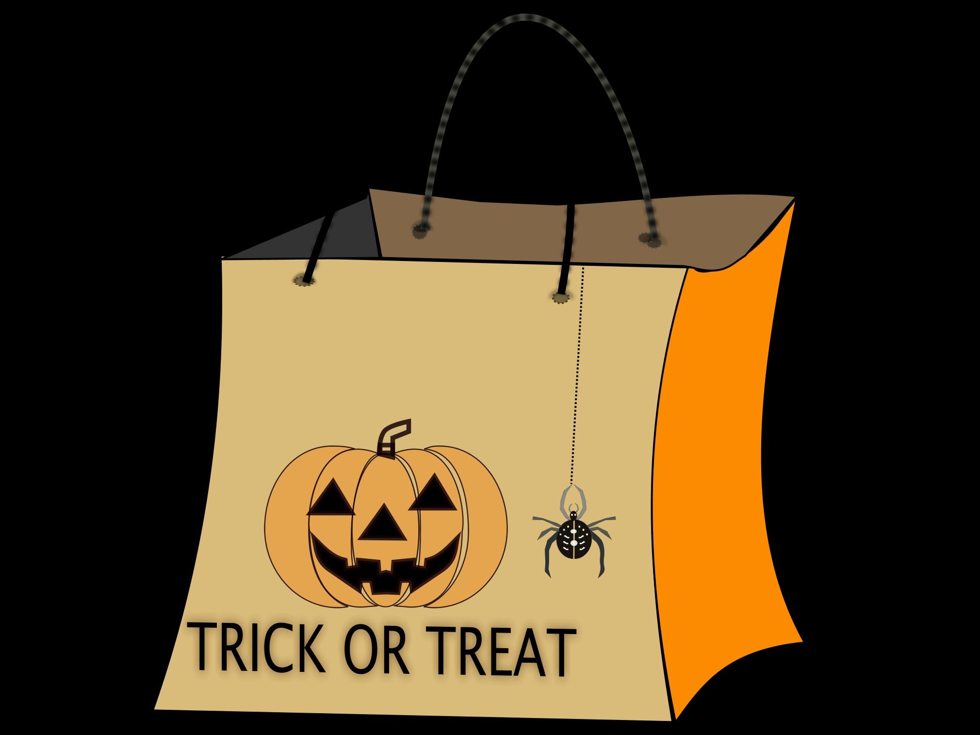 Halloween bag clipart image Halloween Bag Clip Art | Clipart Panda - Free Clipart Images image