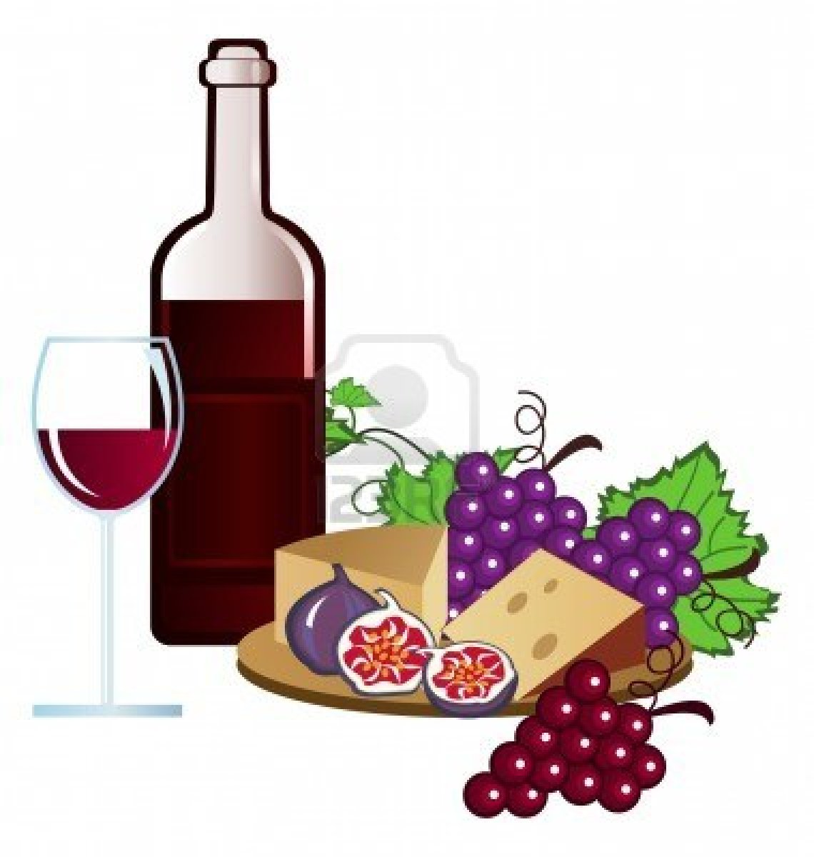 Wine and grapes clipart free stock Free Grape Clipart box, Download Free Clip Art on Owips.com free stock