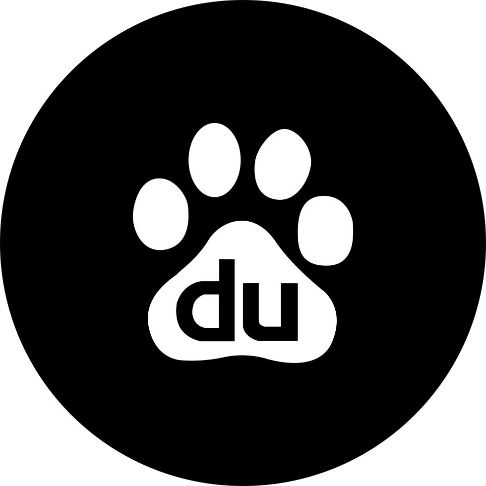 Baidu logo clipart image library Baidu Icon #68477 - Free Icons Library image library