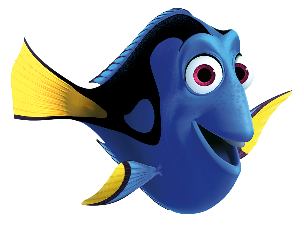 Bailey from dory fish clipart png black and white 28+ Collection of Finding Nemo Dory Clipart | High quality, free ... png black and white