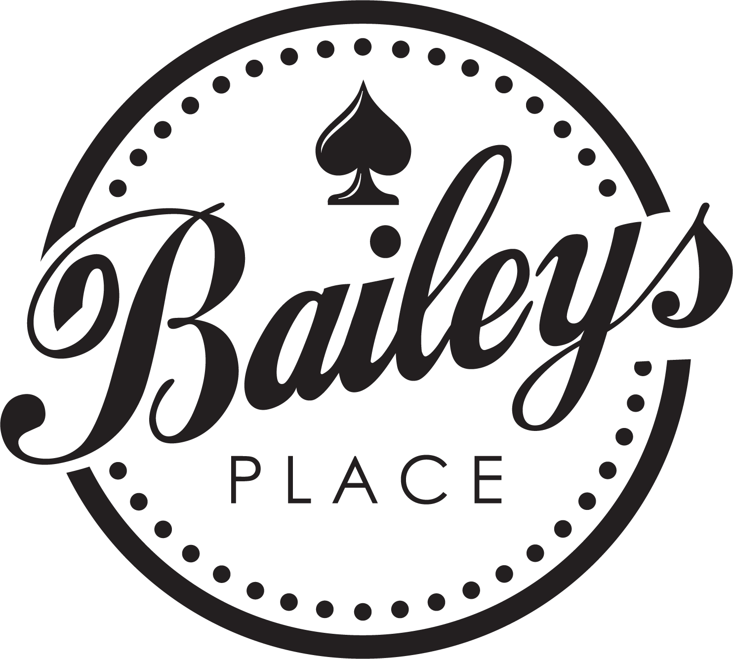 Baileys logo clipart svg library library Welcome to Bailey\'s Place | Video Gaming Cafe in Peru, IL & Ottawa, IL svg library library