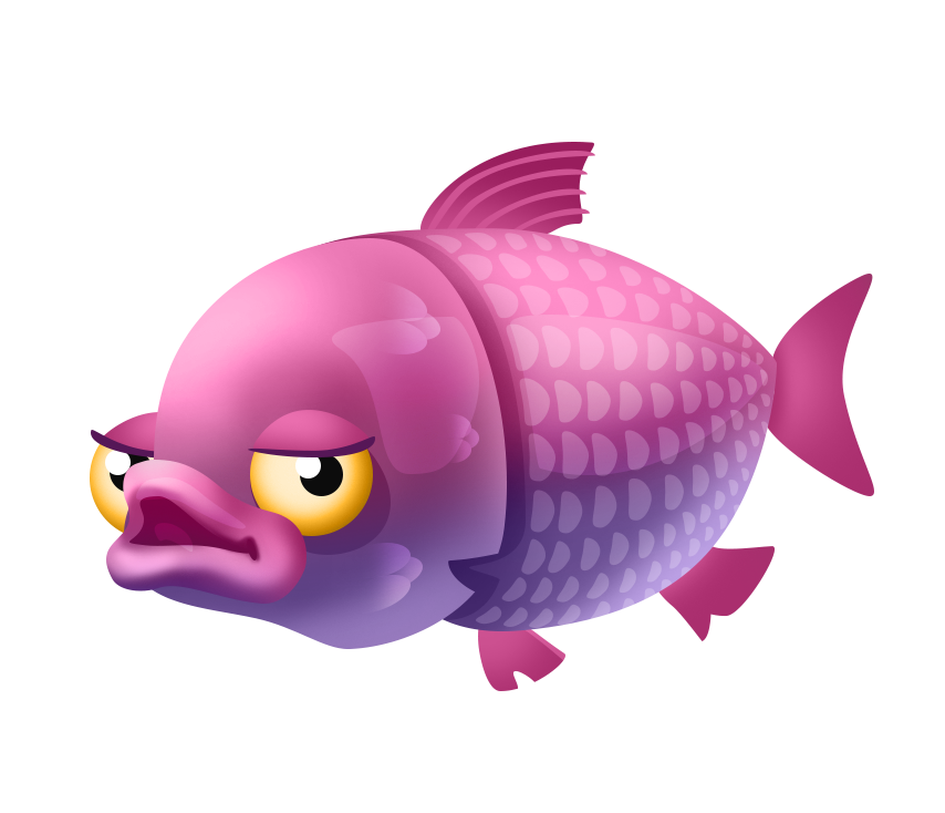 Fish lake clipart graphic black and white stock Fish | Hay Day Wiki | FANDOM powered by Wikia graphic black and white stock