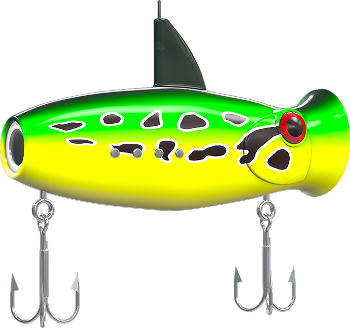 Fish popper clipart picture black and white download Fishing Lure Clipart at GetDrawings.com | Free for personal use ... picture black and white download