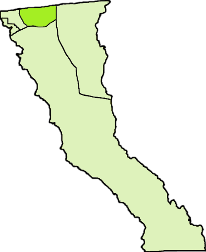 Baja california norte map clipart graphic free File:Baja tecate.png - Wikimedia Commons graphic free