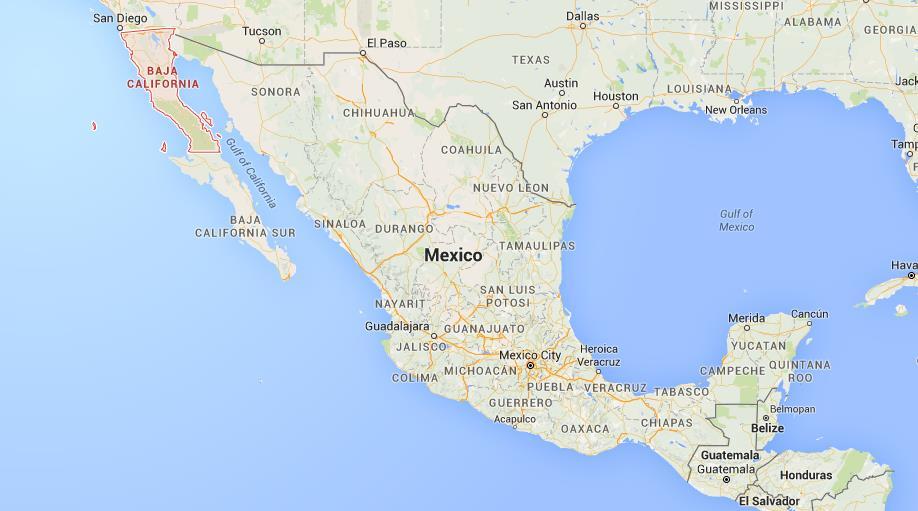 Baja california norte map clipart royalty free stock Maps Update #543723: Baja Map Mexico – Baja Map Baja Mexico Maps ... royalty free stock