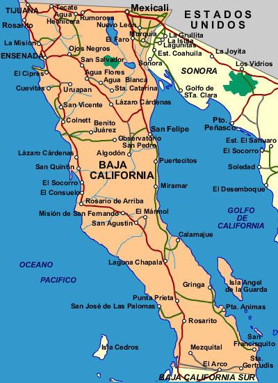 Baja california norte map clipart vector stock Baja california norte map clipart - ClipartFox vector stock