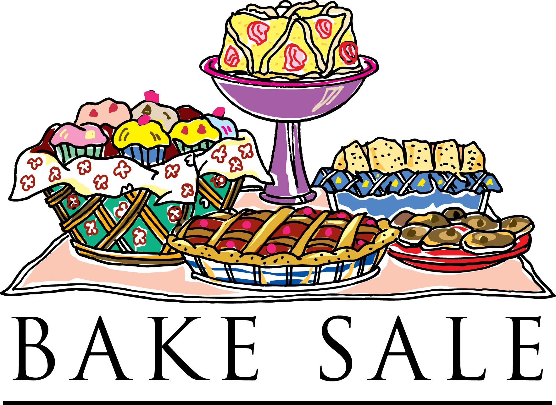 Bake-sale-clipart-kid-3 - Risen Christ Christian Academy vector free library