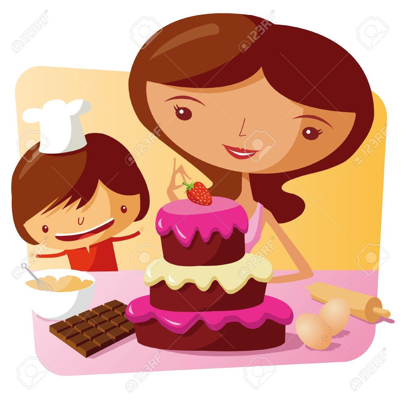 Bake cake clipart clip library Bake cake clipart 5 » Clipart Portal clip library