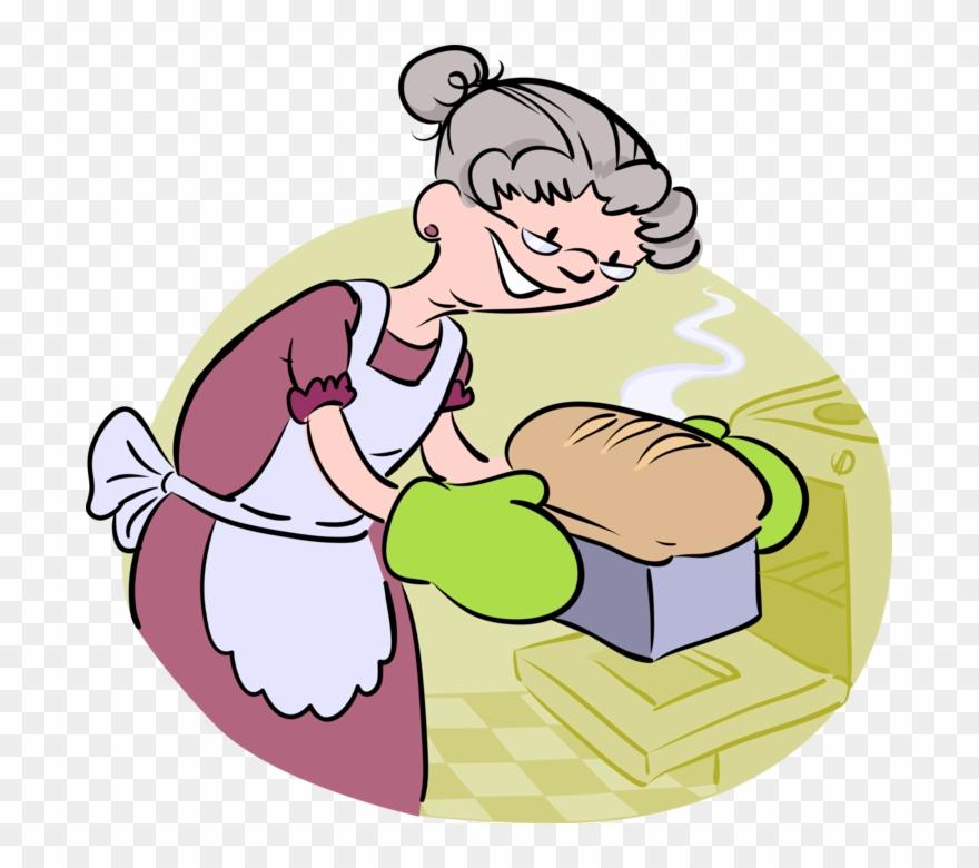 Bake clipart image library download Baker Clipart Baking Bread - Baking Bread Clip Art - Png Download ... image library download