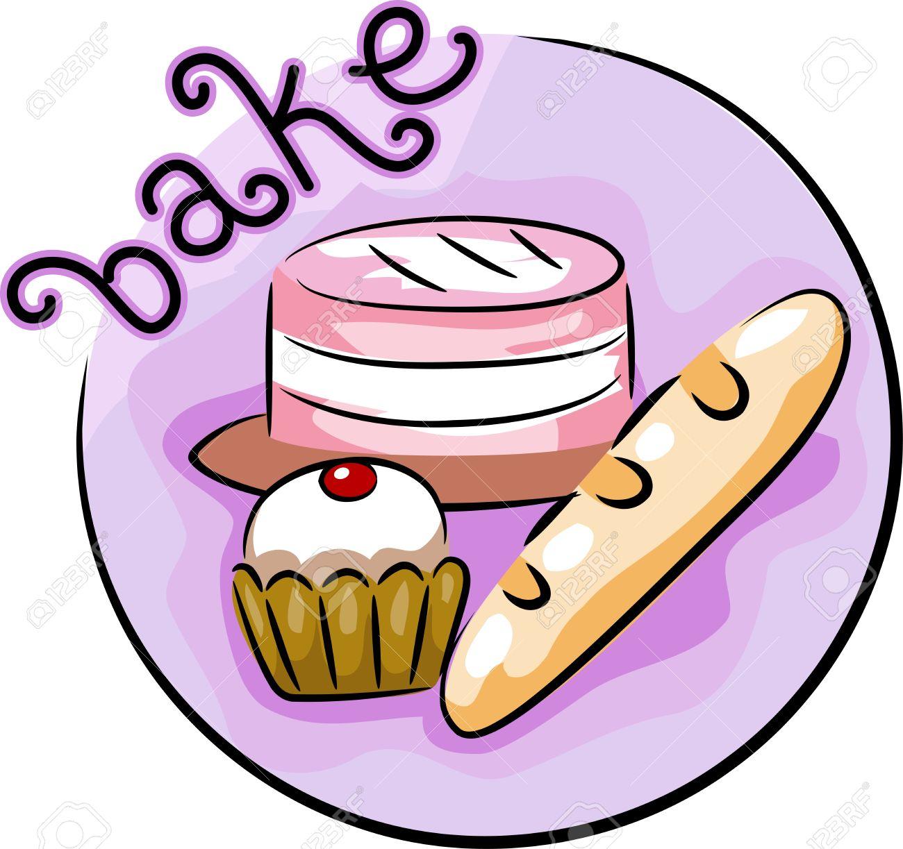 Bake clipart jpg library clipart bake: Illustration of | Clipart Panda - Free Clipart Images jpg library
