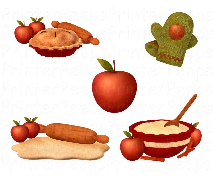 Baked apple clipart banner stock Free Free Baking Clipart, Download Free Clip Art, Free Clip Art on ... banner stock