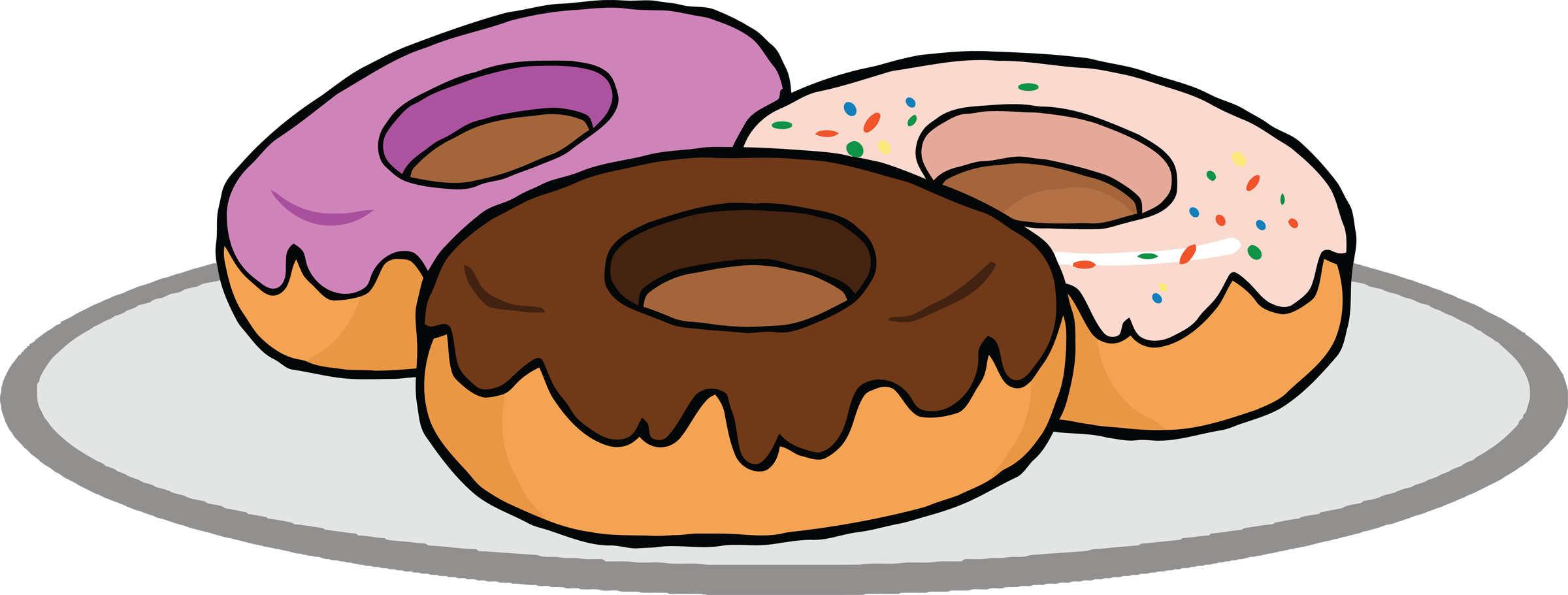 Baked turkey clipart freeuse library Donut Clip Art #13588 | Recipes | Pinterest | Donuts and Recipes freeuse library