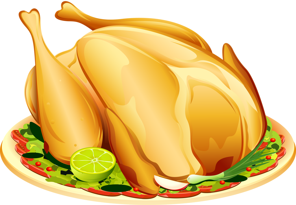 Turkey meal clipart graphic library library 7.png | Pinterest | Poultry, Food clipart and Clip art graphic library library