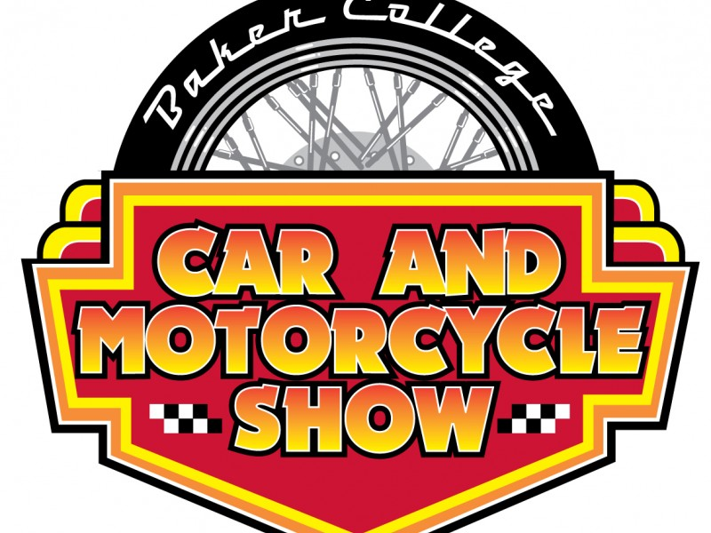 Baker college clipart vector library stock Baker College buckles up for annual car, motorcycle show May 17 ... vector library stock