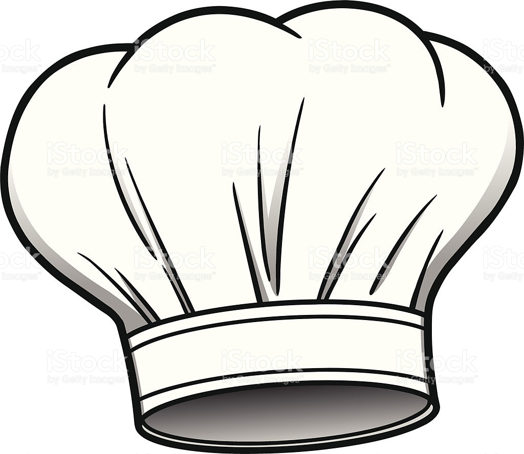 Bakers hat clipart picture library Chef hat clipart 1 » Clipart Station picture library