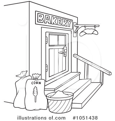 Bakery black and white clipart picture free stock Bakery clipart black and white 12 » Clipart Station picture free stock