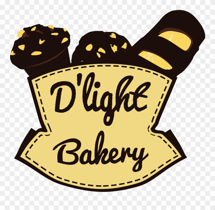 Bakery logo clipart svg freeuse library Delight Bakery Logo - Bakery Clipart (#3360895) - PinClipart svg freeuse library