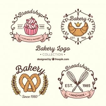 Bakery logo clipart vector stock Bakery Logo Vectors, Photos and PSD files | Free Download vector stock