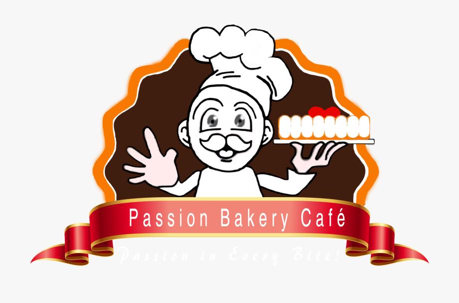 Bakery logo clipart png library Logo Bakery & Cafe , Png Download - Logo Bakery & Cafe, Cliparts ... png library