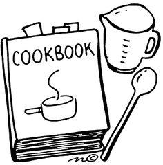Baking black and white clipart jpg Baking Clipart Black And White | Free download best Baking Clipart ... jpg