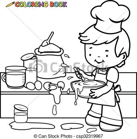 Baking black and white clipart image free Baking Clipart Black And White (91+ images in Collection) Page 1 image free