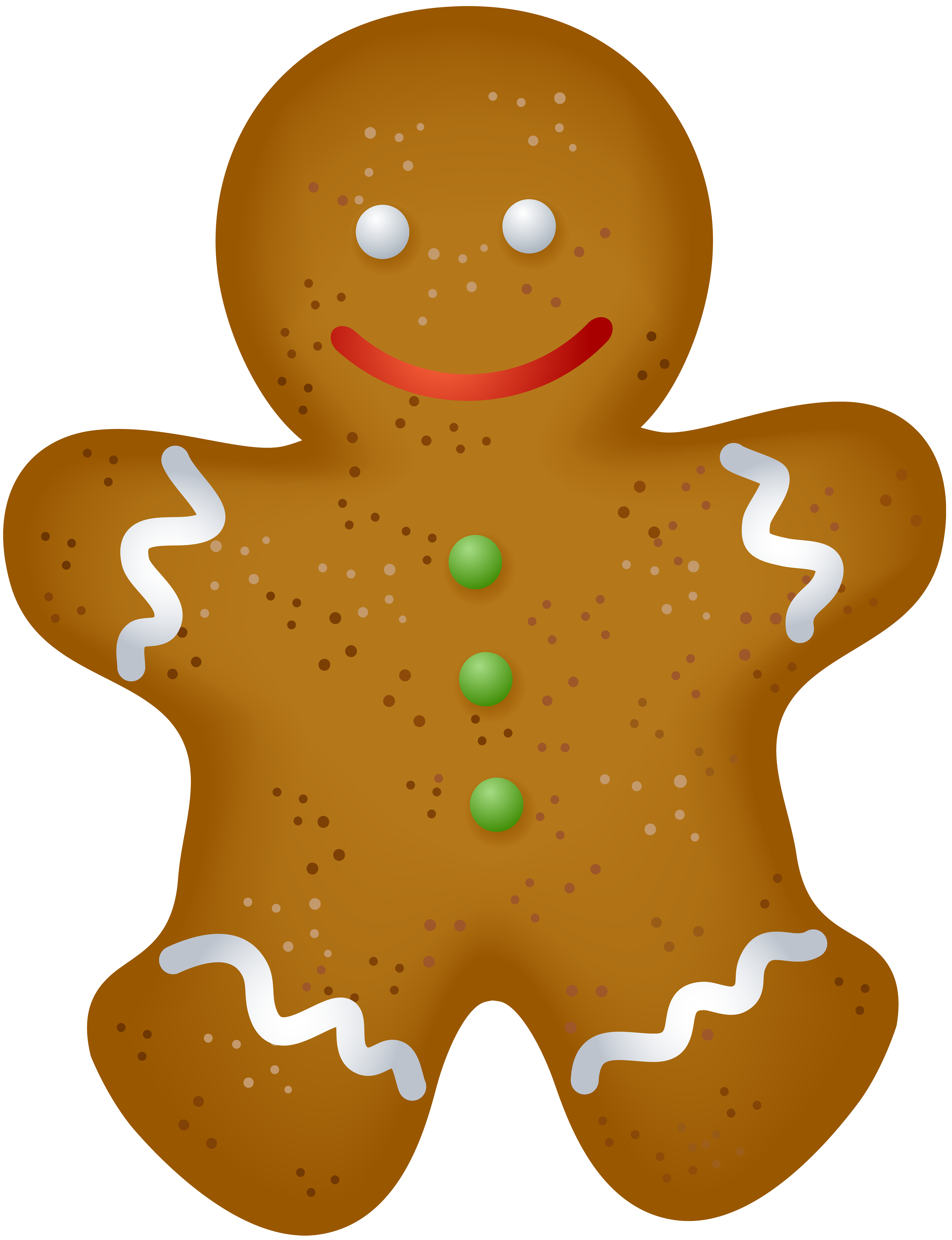 Christmas dessert clipart png transparent stock Christmas Gingerbread Clipart at GetDrawings.com | Free for personal ... png transparent stock