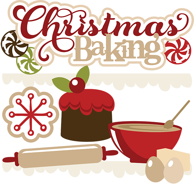 Christmas baking clipart svg free christmas baking shopping list | Christmas Baking SVG free svgs ... svg