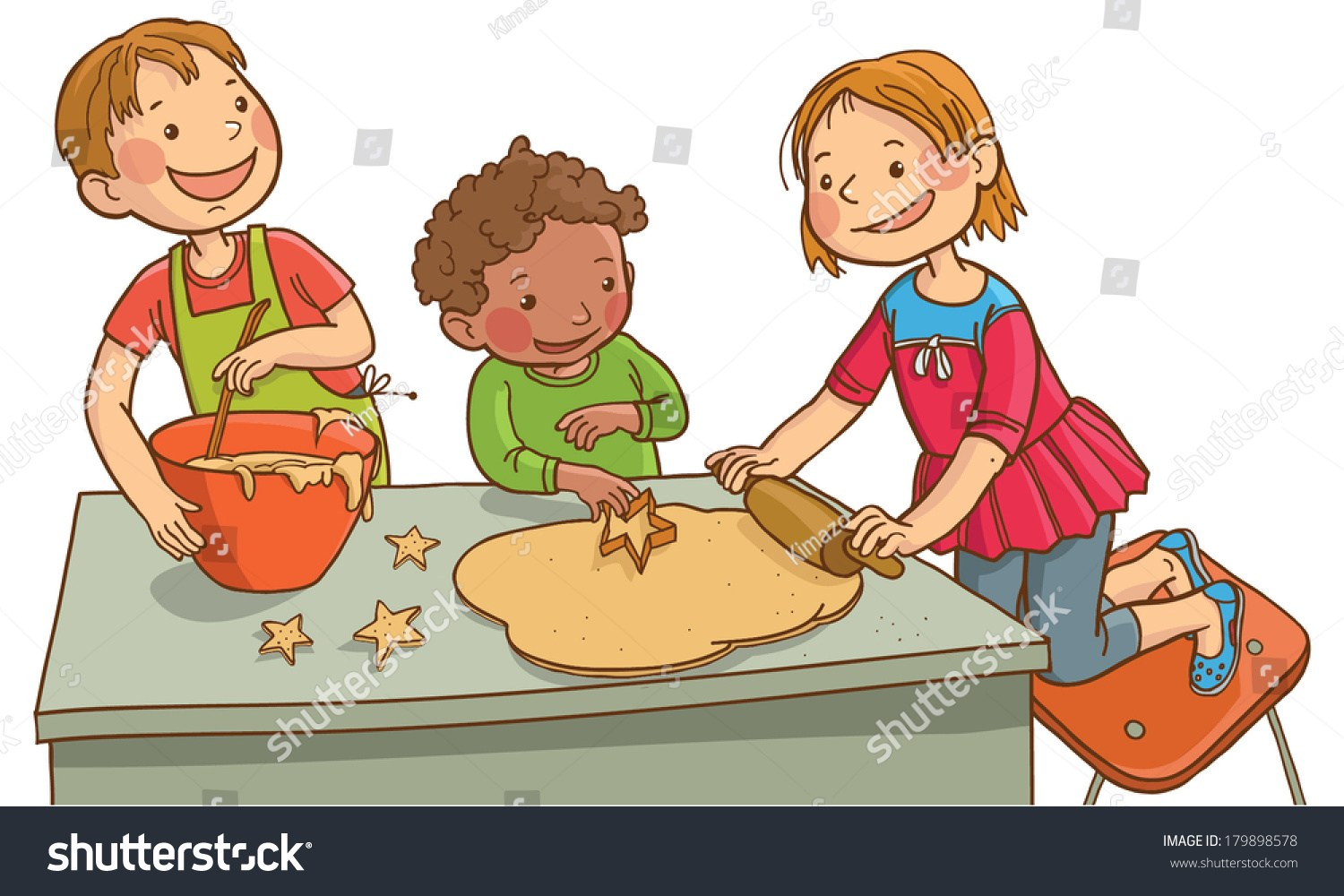 Making cookies clipart jpg freeuse stock Making cookies clipart 7 » Clipart Portal jpg freeuse stock