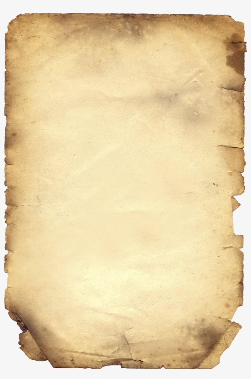 Baking parchment paper outline clipart banner black and white download Old Parchment Paper Clipart - Free Transparent PNG Download - PNGkey banner black and white download