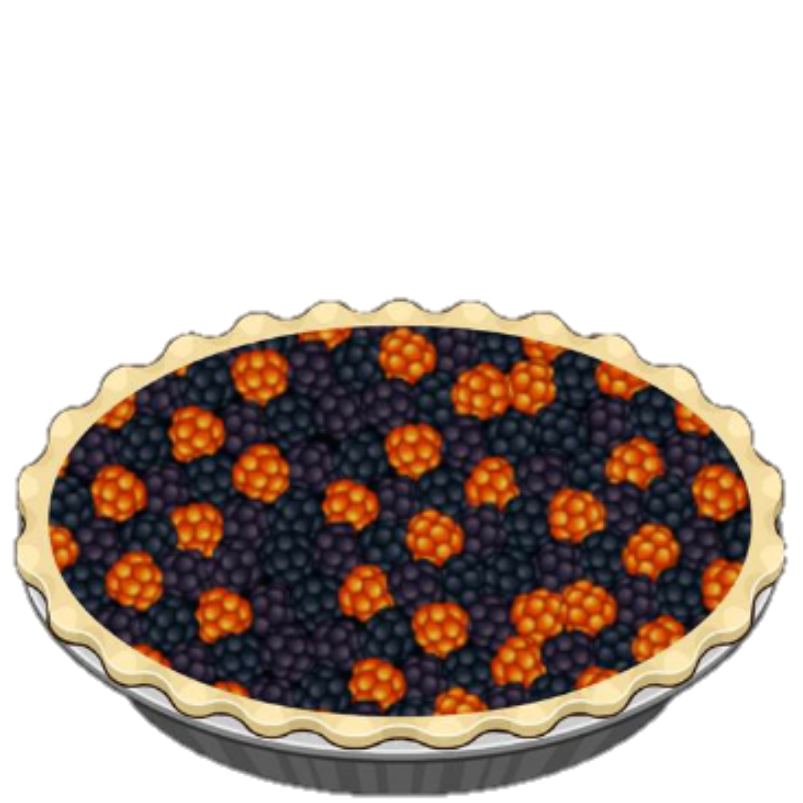 Baking pumpkin pie clipart picture library library Shadowberry Filling by Rosemoji on DeviantArt picture library library