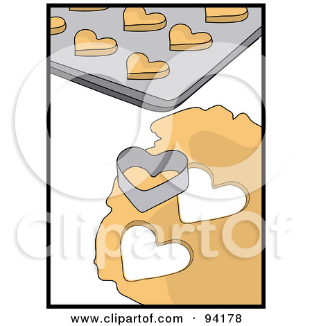 Baking sheet food clipart jpg library stock Royalty-Free (RF) Cookie Sheet Clipart, Illustrations, Vector ... jpg library stock
