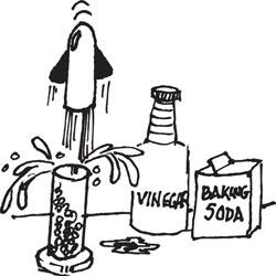 Baking soda and vinegar clipart jpg royalty free library SODA/VINEGAR POWERED MICRO ROCKET jpg royalty free library