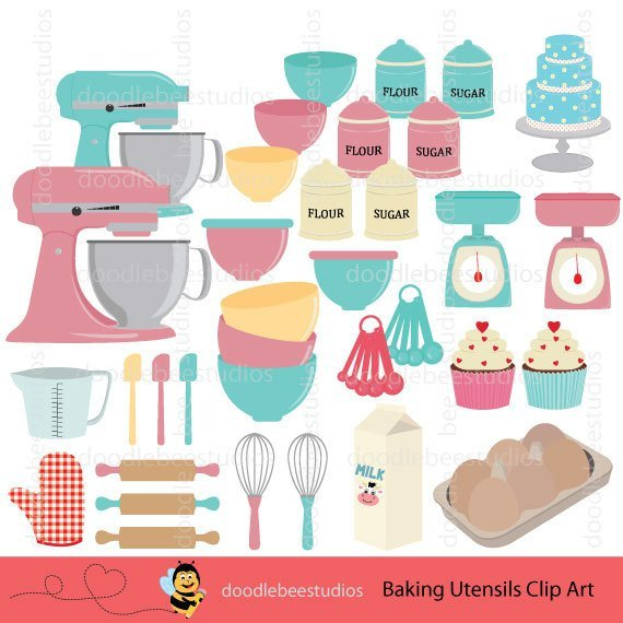 Baking tools and equipment clipart picture royalty free download Baking tools and equipment clipart 1 » Clipart Portal picture royalty free download